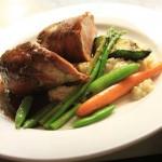 Vinny's Euro American Restaurant Dinner Entree
