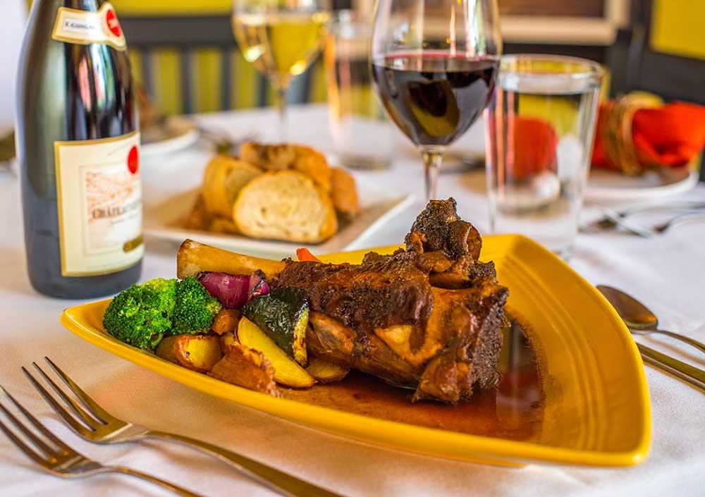 vinnys lamb dish